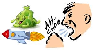 how far does a sneeze travel images Curiosities how fast and far does a sneeze travel littlethings jpg