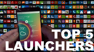 best launcher for android phones top 5 android launchers 2014