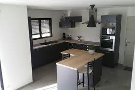 ilot central cuisine avec evier ilot central cuisine avec evier 5 r233alisations cuisine en l