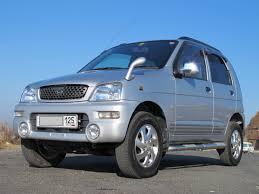 daihatsu terios 2000 daihatsu terios kid 2000 0 7 литра всем привет 4 вд автомат
