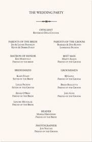 simple wedding program wording wedding program wording wedding programs wedding program wording