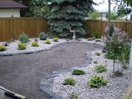 Garden Mulch Types - stones stones pictures ideas design u decors garden with excellent
