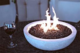 How To Build A Propane Fire Pit Table by How To Make A Fire Pit Table With A Tabletop Fire Bowl