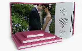 wedding photo books diy wedding photo books