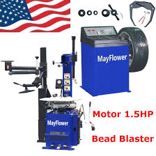 Motorcycle Tire Changer And Balancer Home Mayflowertools