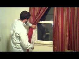 Metal Curtain Tiebacks 2011 11 06 How To Install Curtain Holdbacks Youtube