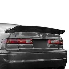 toyota camry spoiler toyota camry spoilers custom factory roof lip wing spoilers