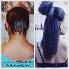 Biotin African American Hair Growth Grow Natural Long Hair Natural Black Hair Part 6