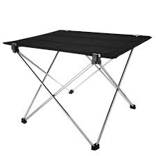 table pliante bureau portable en plein air table pliante bureau en alliage d aluminium