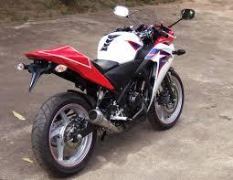 cbr bike 150 tyga tail for 2011 cbr250r tyga usa