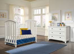 Convert Crib To Bed by Morgan Convertible Crib White Leon U0027s