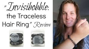 hair ring invisibobble traceless hair ring review