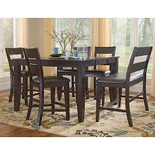 Larkspur Gathering Collection Gathering Height Dining Rooms - Art van dining room tables