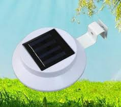 china solar gutter lights manufacturers and suppliers factory