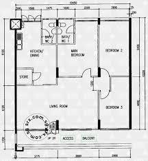 floor plans for simei street 4 hdb details srx property