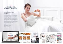 registries for weddings dominos dominos wedding registry image 2 digital advert by