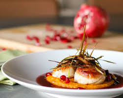 Beurre Blanc Sauce Recipe by Scallops With Pomegranate Beurre Blanc Coley Cooks