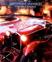 french car lease program beverly hills u0027 concours d u0027elegance is a wonderful auto show