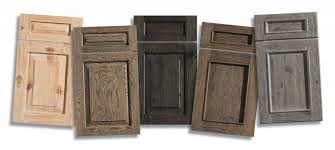 Wood Species - Kitchen cabinet wood types