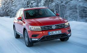 volkswagen suv 2015 interior 2017 volkswagen tiguan awd prototype drive u2013 review u2013 car and driver