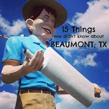 Texas travel bound images Travel trivia 15 things you i don 39 t know about beaumont tx jpg