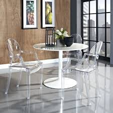 ghost dining table and chairs ghost chairs dining room tables with