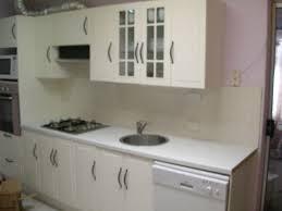 open dirty kitchen design