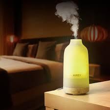 Essential Oil Amazon Amazon Com Aukey Essential Oil Diffuser 100ml Aromatherapy
