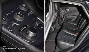 2015 Chrysler 200s Interior 2015 Chrysler 200 Test Drive Review