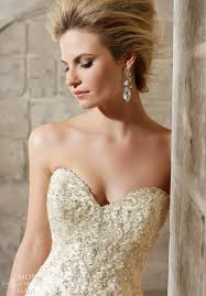 mori bridal mori bridal 2790 swarovski beaded wedding dress