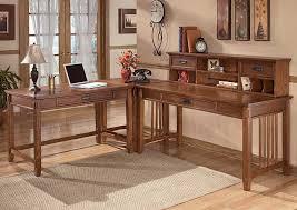 cross island sofa table johnson s furniture cross island l shape desk w low hutch