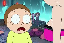 Rick And Morty Meme - morty s seen a lot of shit rick and morty know your meme