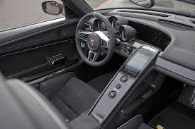 2015 porsche 918 spyder on track
