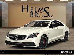 cls mercedes amg 2017 mercedes cls cls 63s amg coupe coupe in bayside