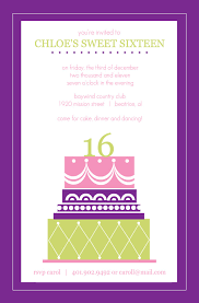 create sweet 16 birthday invitations ideas u2014 all invitations ideas