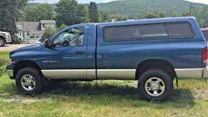 2004 dodge ram 2500 slt regular reg cab 4x4 heavy duty long bed