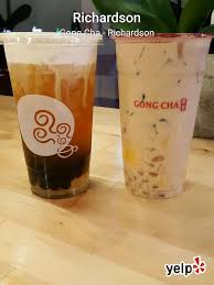 Coffee With Salt Green Tea With With Salt Milk Foam Grass Jelly And White Pearls