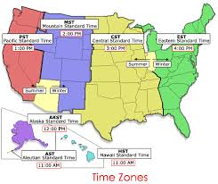 usa map with time zones and cities current dates and times in us states map time zone free printable