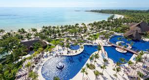 Riviera Maya Map Barceló Maya Beach All Inclusive Hotel Barcelo Com