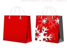 christmas shopping bags psd christmas bag psdgraphics