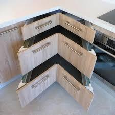 rangement angle cuisine cuisine amenagement moyen ensemble avec génial idées rangement angle