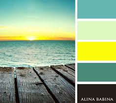 colors vk acid yellow mint green teal turquoise gray paint