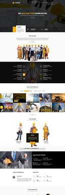 layout design industrial engineering factory industrial engineering industrial html5 template