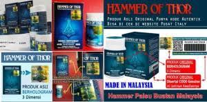 ciri ciri hammer of thor asli dan palsu hammer of thor s