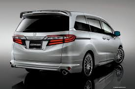 honda jdm new jdm 2014 honda odyssey worked out by mugen 48 photos u0026 video