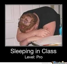 Memes Pro - sleeping in class level pro by erjie0026 meme center