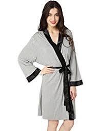 robe de chambre été femme robe de chambre courte femme peignoir femme violet achat