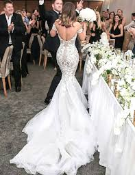 mermaid style wedding dress buy charming mermaid style the shoulder sweep lace