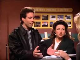 seinfeld the car reservation youtube