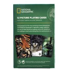 amazing animals national geographic 52 picture cards